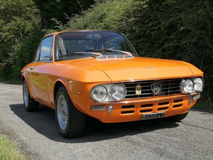 Lancia Fulvia 1600 HF Coupe 'Corsa'