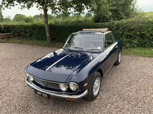 1971 UK Lancia Fulvia series 2 Rallye fully restored