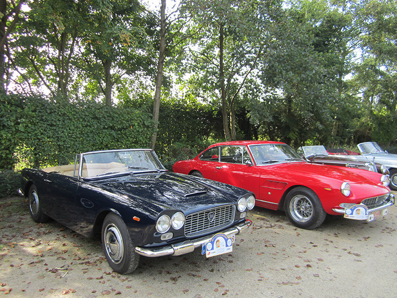 1968 lancia flaminia convertible For Sale (picture 3 of 5)
