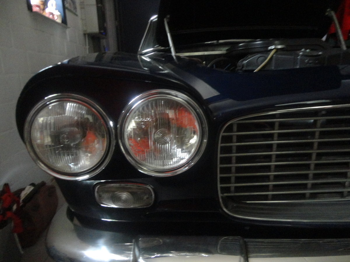 1968 lancia flaminia convertible For Sale (picture 4 of 5)