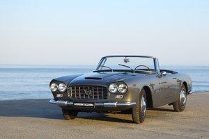 Beautiful Lancia Flaminia Convertibile