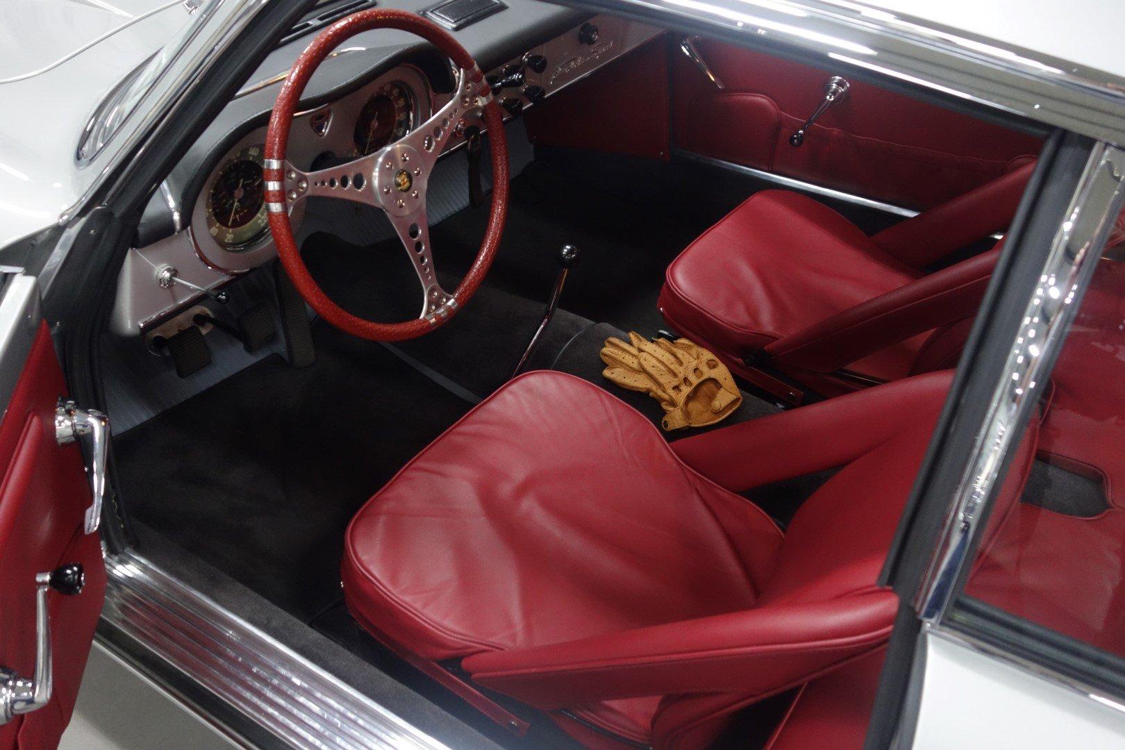1963 Lancia Flaminia Sport 3C Zagato S2 For Sale (picture 4 of 6)