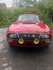 1972 Fulvia Sport Zagato Sport / 1.6 HF engine