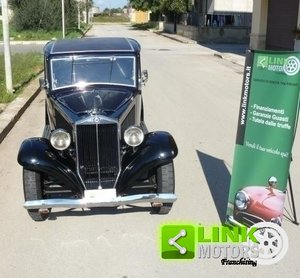 Picture of Lancia Augusta 1200 Lusso 1936 For Sale