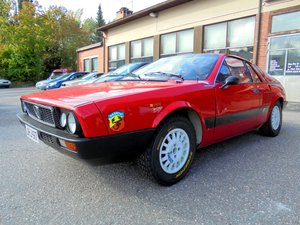 Lancia Beta Monte Carlo 2,0 FIA-passed Rally car