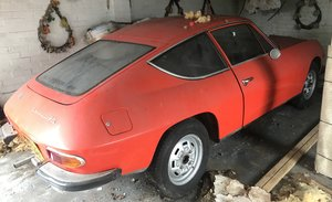 1972 Fulvia sports zagato 1.3 rhd