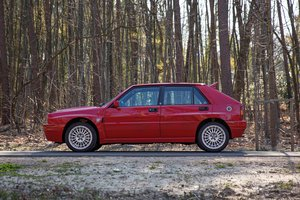 1995 Delta Integrale Evo 2 - SOLD