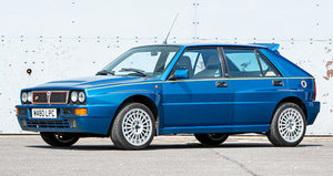 1995 Lancia Delta Integrale Evo II For Sale by Auction
