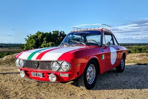 1975 Fulvia Over £25,000 spent on restoration works