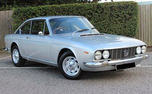 1970 (J) Lancia Flavia 2000 S2 Coupe - UK RHD