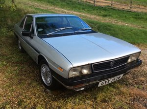 1980 Rare UK RHD Gamma Coupe-Strong Survivor