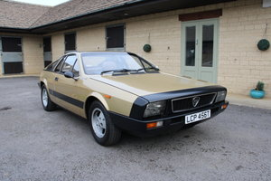 1978  LANCIA BETA MONTE CARLO (2 OWNERS)