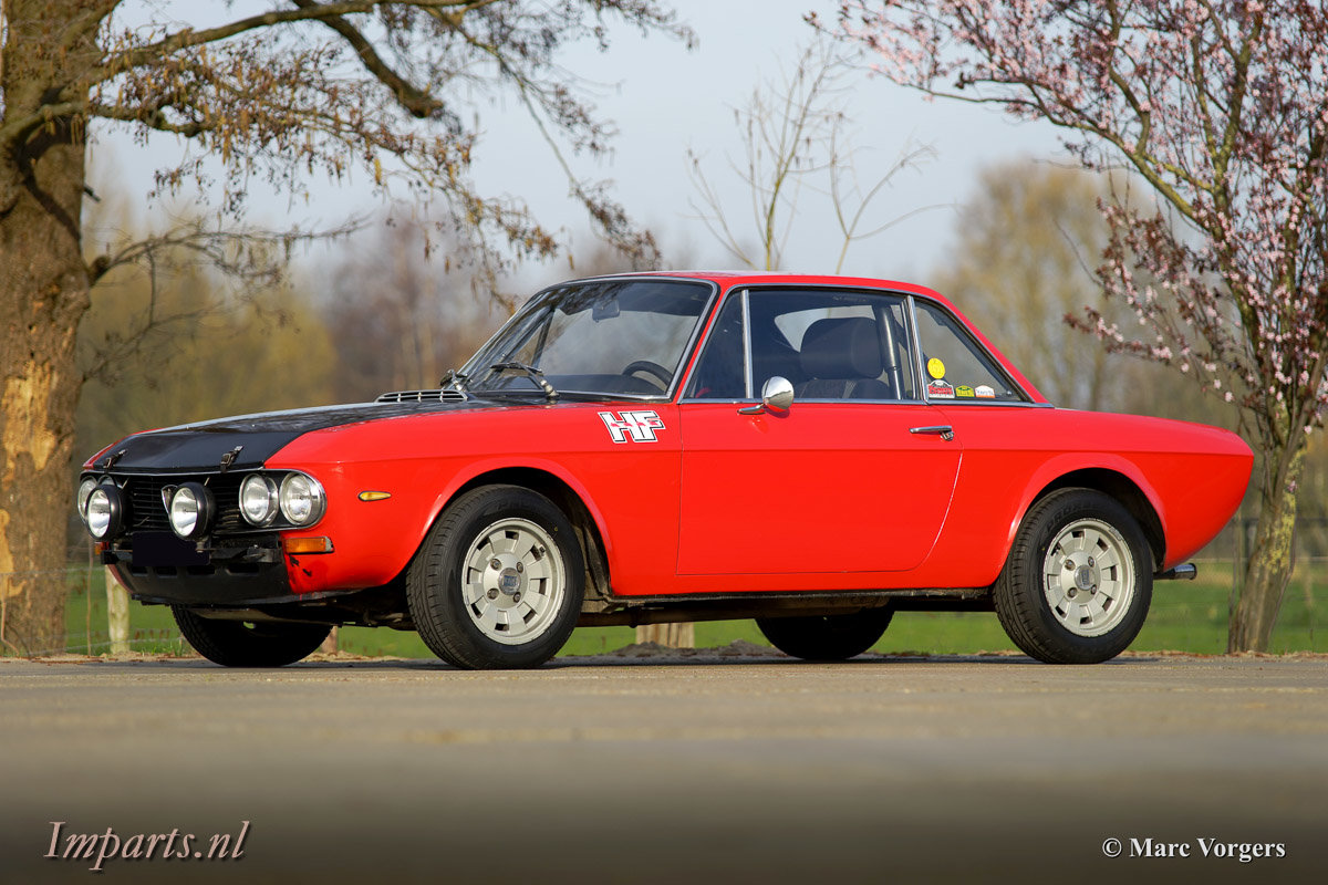1972 Very nice Lancia Fulvia Coupe 1300 (LHD) For Sale (picture 1 of 6)