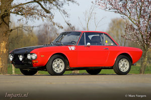 1972 Very nice Lancia Fulvia Coupe 1300 (LHD)