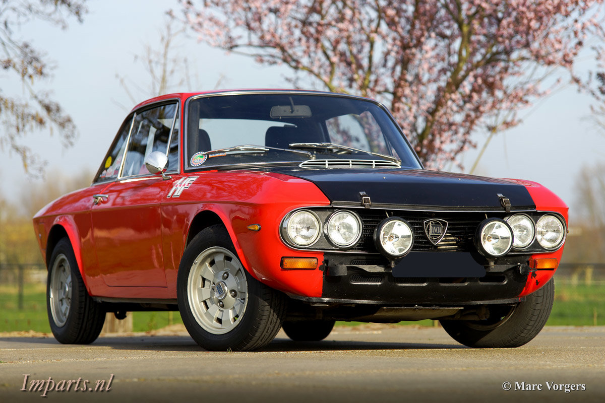 1972 Very nice Lancia Fulvia Coupe 1300 (LHD) For Sale (picture 5 of 6)