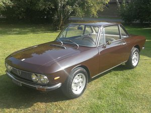 1973 Lancia Fulvia 1300 S2 Coupe Beautifully restored like new!