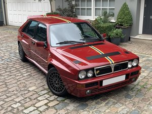 1995 Lancia Delta Integrale Edizione Finale For Sale