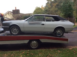Lancia Beta Volumex HPE-Unfinished Restoration.