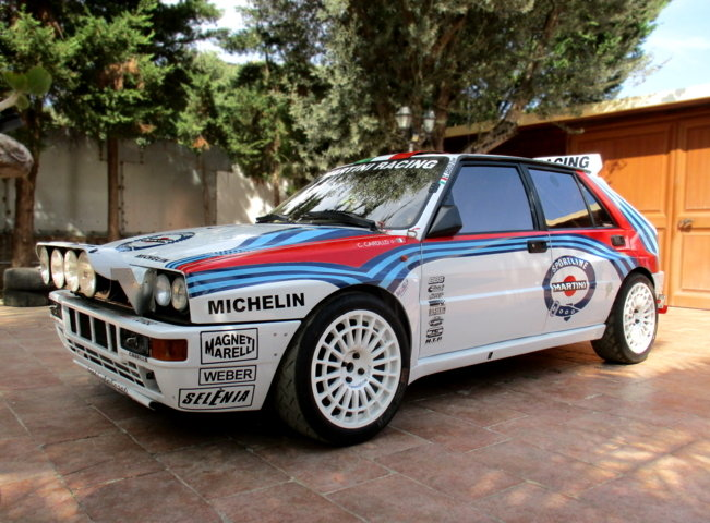 LANCIA DELTA HF INT. 16V EVO. II (1992) GR A For Sale (picture 1 of 6)