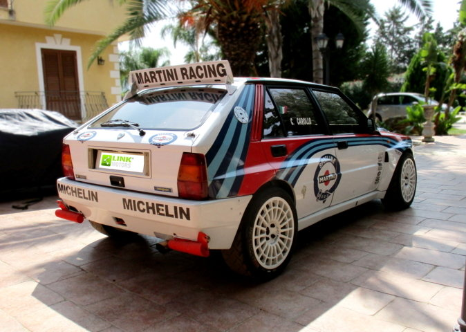 LANCIA DELTA HF INT. 16V EVO. II (1992) GR A For Sale (picture 2 of 6)