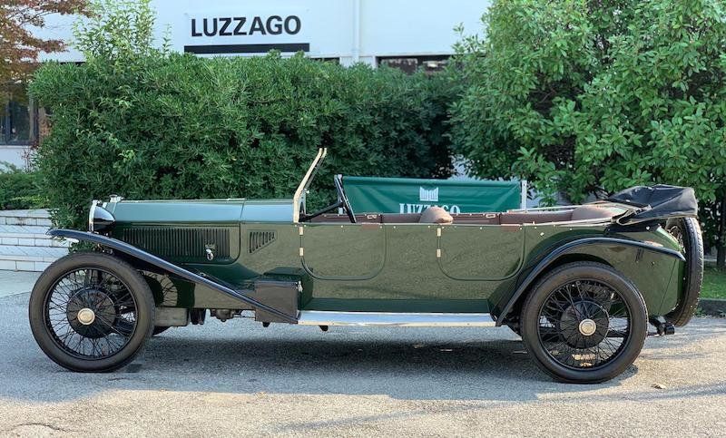 1923 Lancia Lambda 2°serie RHD  For Sale (picture 2 of 6)