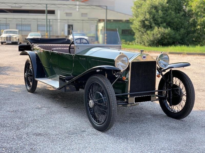 1923 Lancia Lambda 2°serie RHD  For Sale (picture 4 of 6)