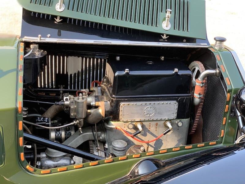 1923 Lancia Lambda 2°serie RHD  For Sale (picture 6 of 6)
