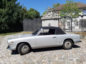 Picture of 1963 Rare Lancia  Flavia 1800 cabrio For Sale