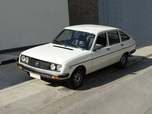 Picture of 1974 Lancia Beta Berlina S1 1300, 44089 km, totally original For Sale