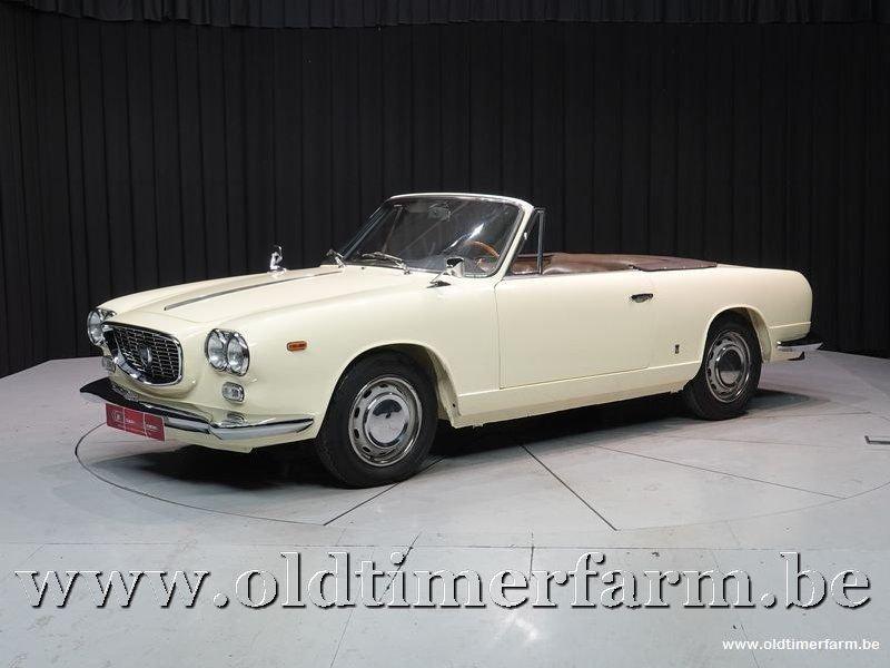 1963 Lancia Flavia Cabriolet Vignale 1.5 '63 For Sale (picture 1 of 12)
