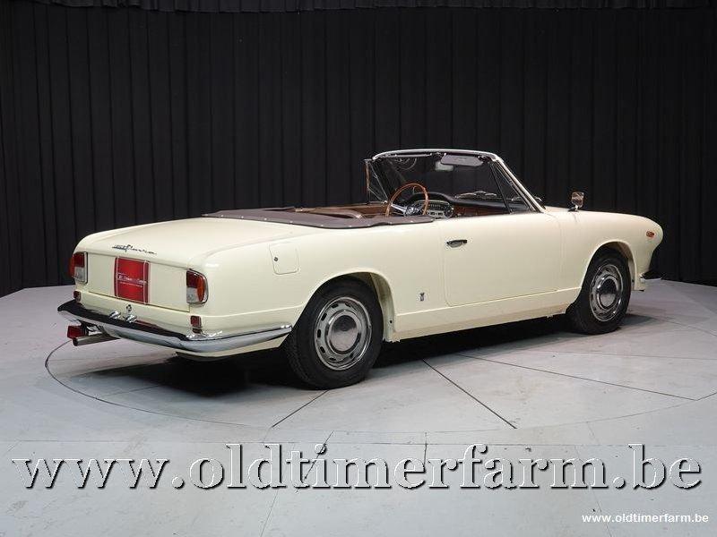 1963 Lancia Flavia Cabriolet Vignale 1.5 '63 For Sale (picture 2 of 12)