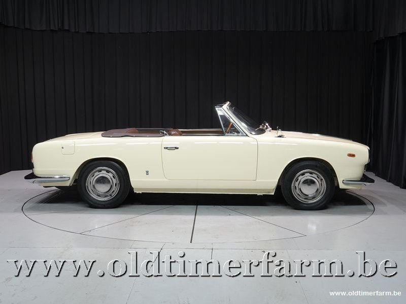 1963 Lancia Flavia Cabriolet Vignale 1.5 '63 For Sale (picture 3 of 12)