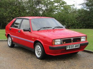 Picture of 1989 Lancia Delta HF 1.6 Turbo IE at ACA 7th November  For Sale by Auction