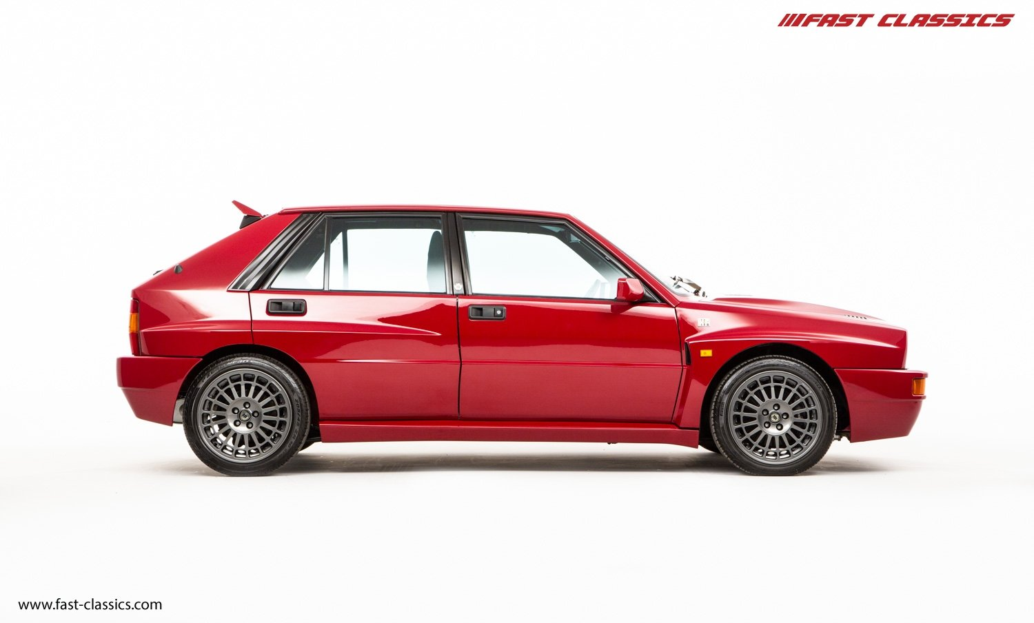 1995 LANCIA DELTA EDIZIONE FINALE // 1 OF 250 // 19K MILES  For Sale (picture 1 of 24)
