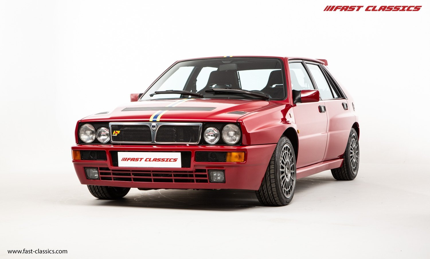 1995 LANCIA DELTA EDIZIONE FINALE // 1 OF 250 // 19K MILES  For Sale (picture 2 of 24)