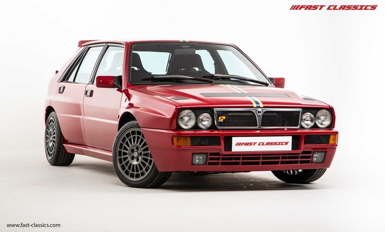 1995 LANCIA DELTA EDIZIONE FINALE // 1 OF 250 // 19K MILES  For Sale (picture 8 of 24)