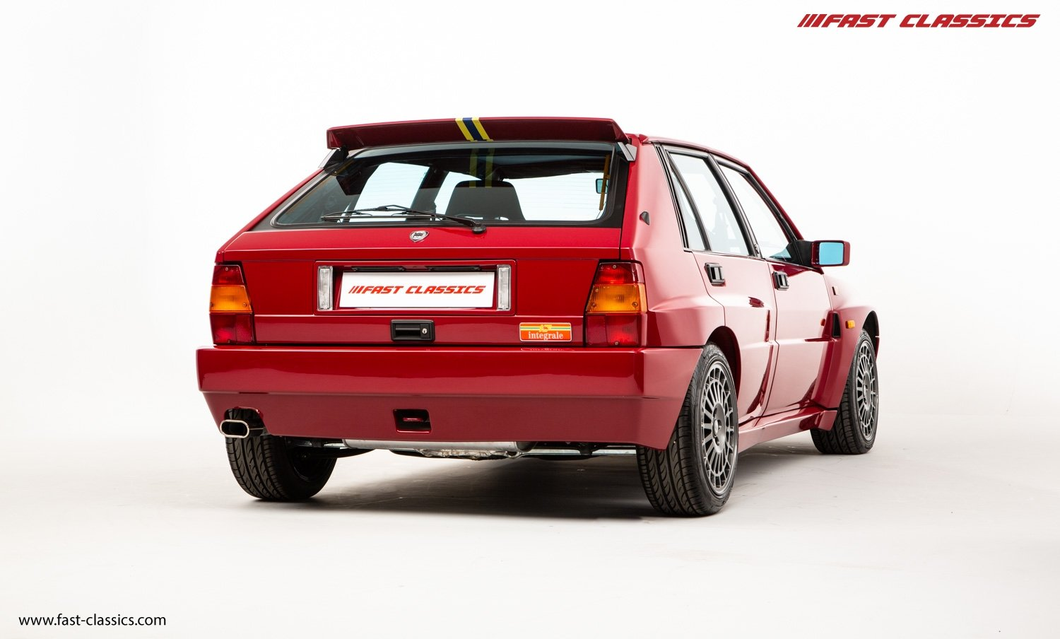1995 LANCIA DELTA EDIZIONE FINALE // 1 OF 250 // 19K MILES  For Sale (picture 10 of 24)