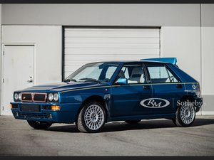 Picture of 1995 Lancia Delta HF Integrale Evoluzione II Blue Lagos  For Sale by Auction