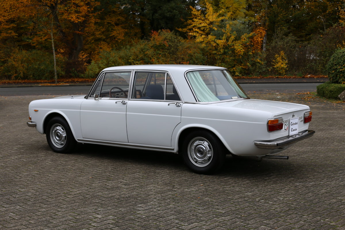 1973 A rare Lancia Berlina 2000 i.e. Type 820.416 with 18k km&apo For Sale (picture 2 of 12)