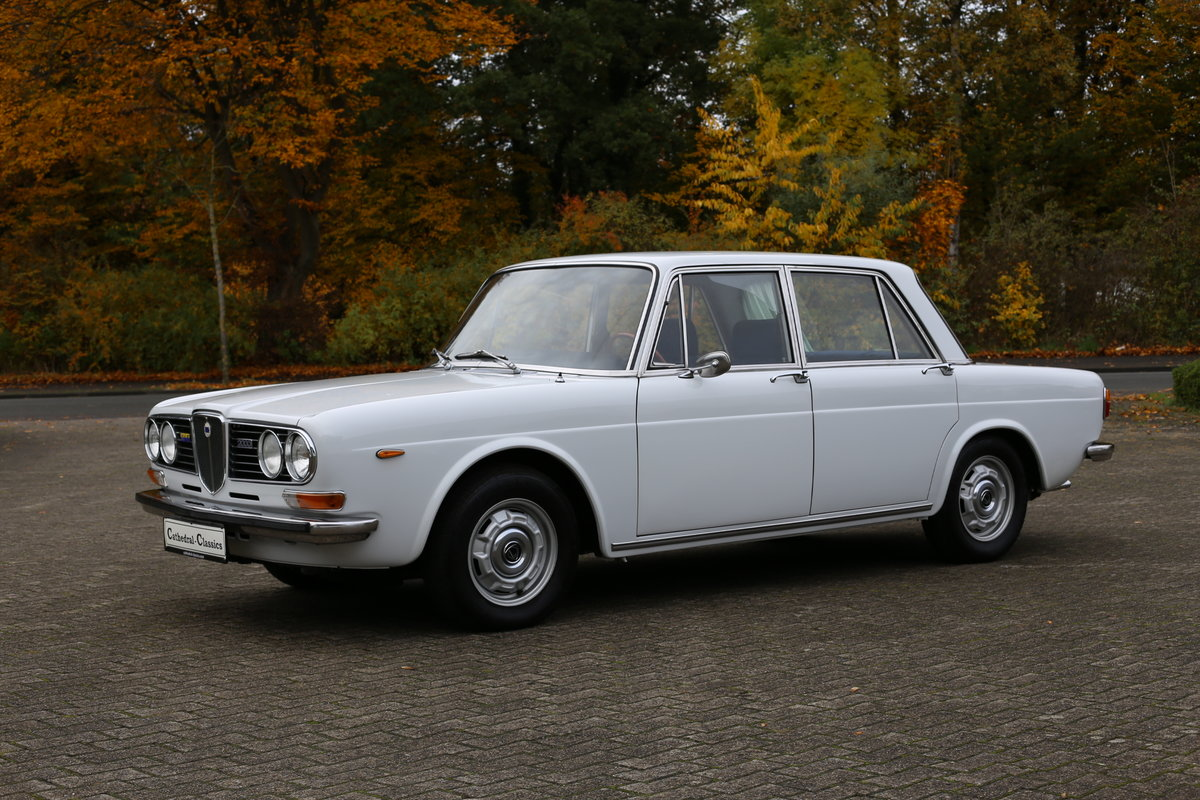 1973 A rare Lancia Berlina 2000 i.e. Type 820.416 with 18k km&apo For Sale (picture 6 of 12)