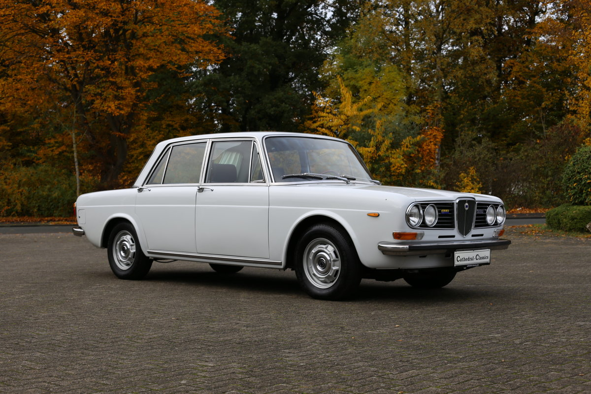 1973 A rare Lancia Berlina 2000 i.e. Type 820.416 with 18k km&apo For Sale (picture 1 of 12)