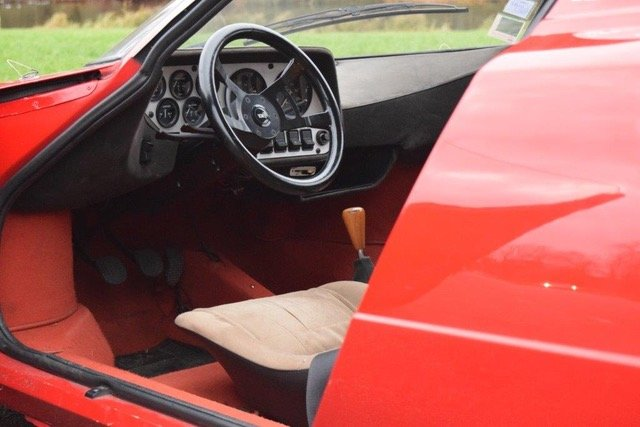 Picture of Lancia Stratos stradale