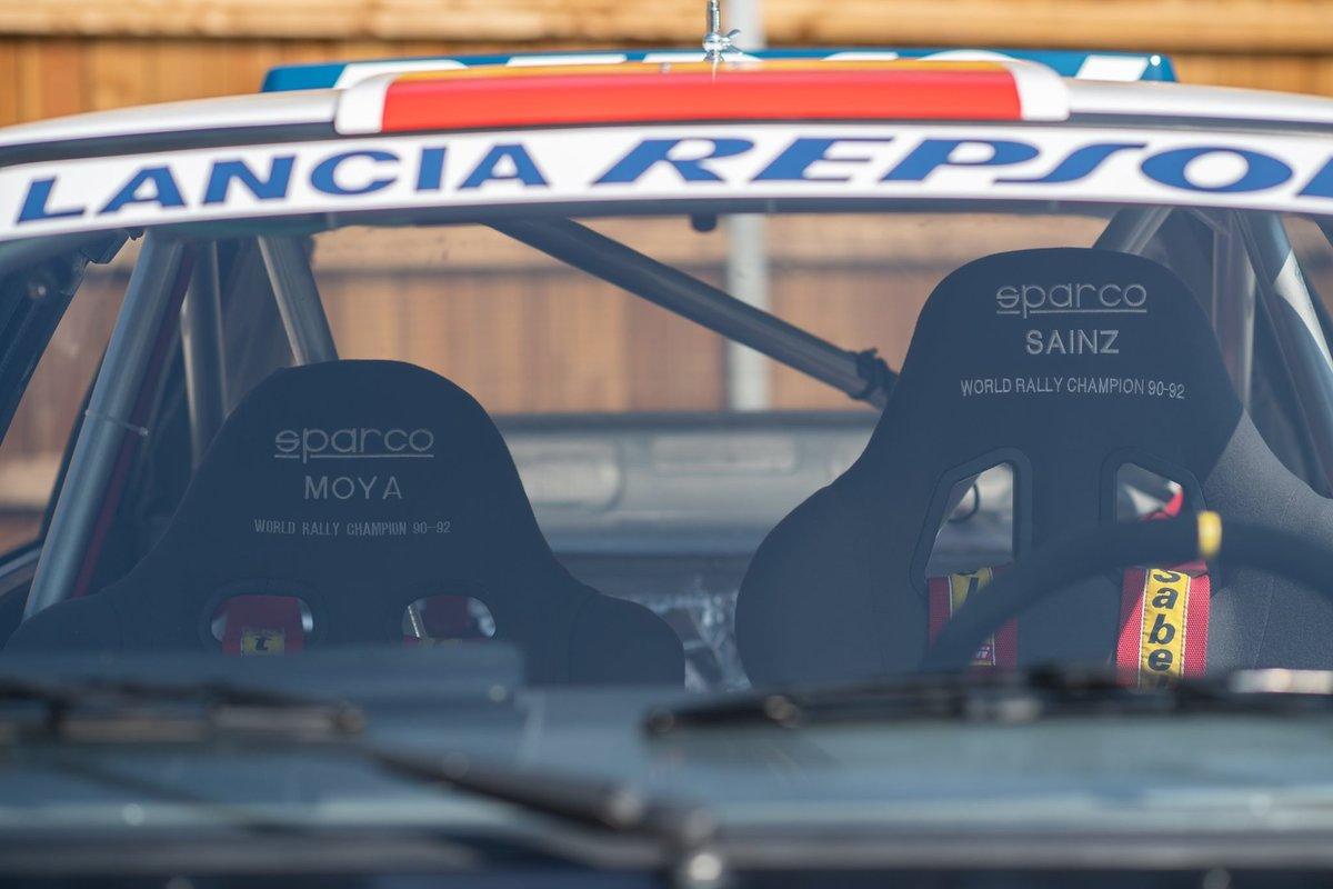 """1991 Lancia Delta Integrale """"Deltona"""" Ex Works  For Sale (picture 4 of 6)"""