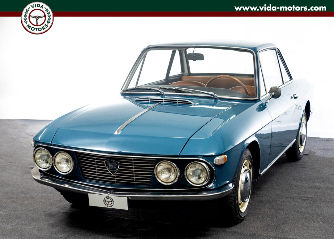 1966 FULVIA COUPE' *FIRST SERIES * COMPLETELY SERVICED * For Sale (picture 1 of 6)