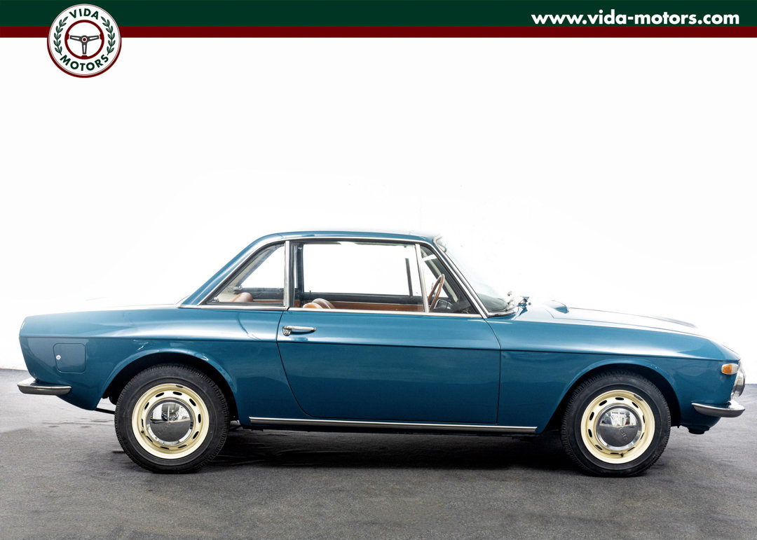 1966 FULVIA COUPE' *FIRST SERIES * COMPLETELY SERVICED * For Sale (picture 2 of 6)