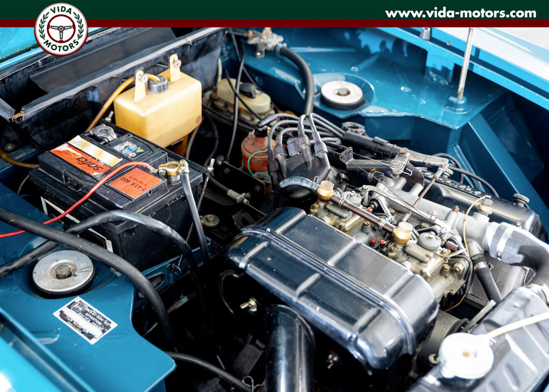1966 FULVIA COUPE' *FIRST SERIES * COMPLETELY SERVICED * For Sale (picture 5 of 6)