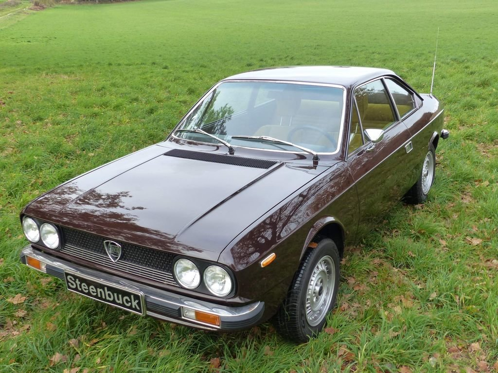 1977 Lancia Beta 1300 - georgeous coupé For Sale (picture 1 of 6)