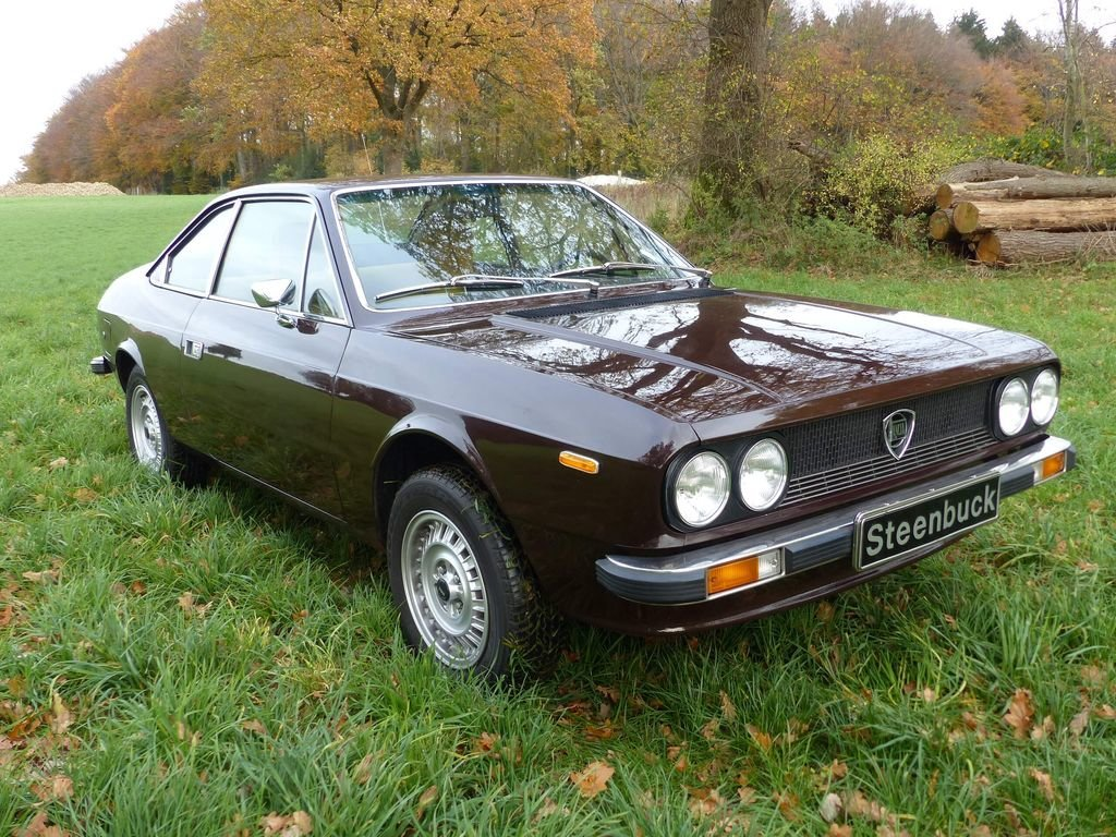 1977 Lancia Beta 1300 - georgeous coupé For Sale (picture 2 of 6)