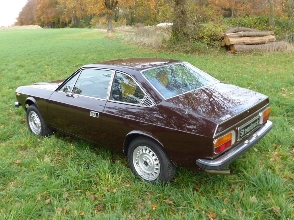 1977 Lancia Beta 1300 - georgeous coupé For Sale (picture 3 of 6)