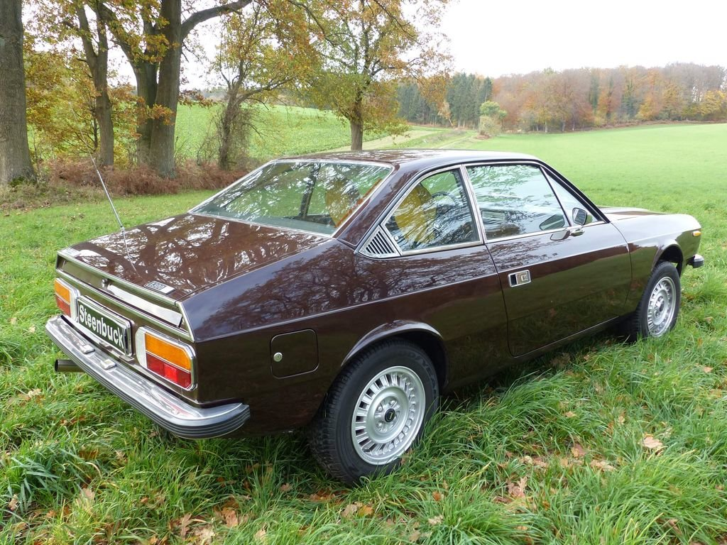 1977 Lancia Beta 1300 - georgeous coupé For Sale (picture 4 of 6)